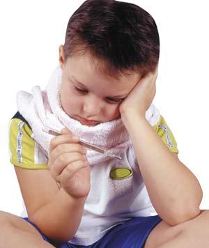 Боль в макушке головы у ребенка