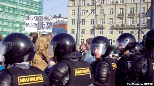 Митинг. Москва. Продолжение следует